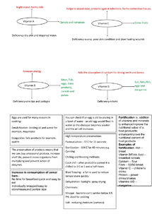 Preview of OCR FOOD REVISION 1 TECHNICAL ASPECTS