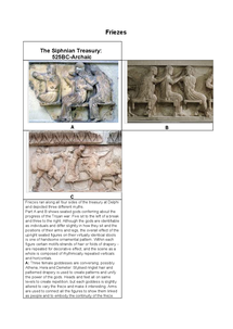 Preview of OCR friezes