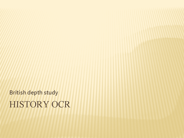 ocr a2 history essay structure Know how to write a history essay that the main point of your essay should be clear enough that you can structure the essay so this wikihow.
