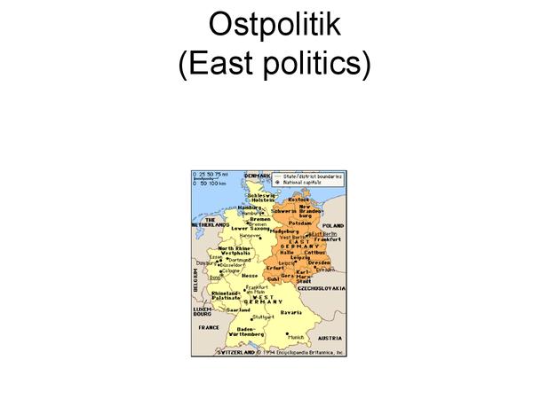 Preview of Ostpolitik
