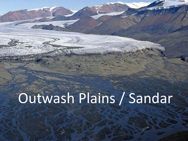 Preview of Outwash Plains