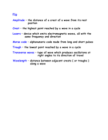Preview of P1G GLOSSARY