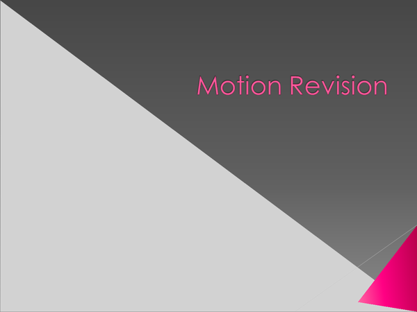 Preview of P2.1 Edexcel Physics Revision