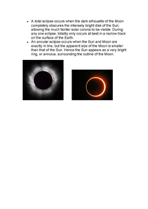 Preview of P7- Eclipses