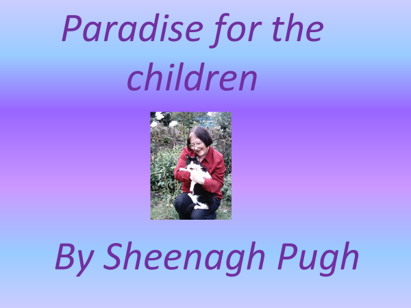 Preview of Paradise for the children - Sheenagh Pugh