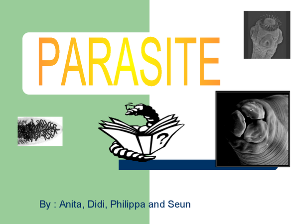 Preview of parasites
