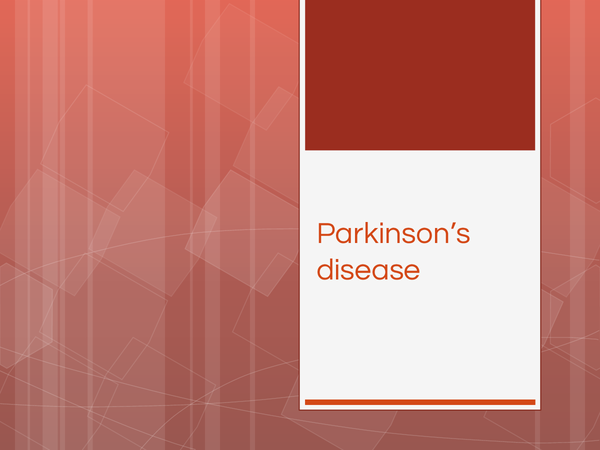 Preview of Parkinson's Disease