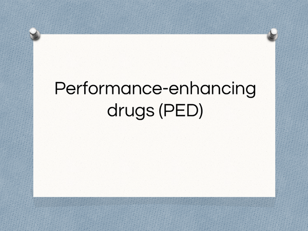 Preview of Performance-enhancing drugs