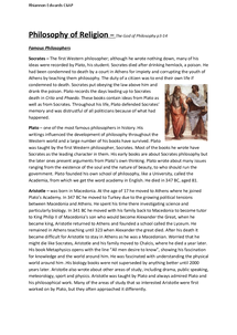 Preview of philosophy of religion greek influences