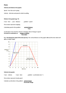 Preview of Physics GCSE 1 aqa
