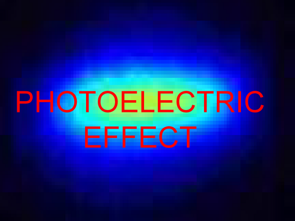 Preview of Physics photoelectric effect powerpoint explanation :)
