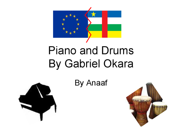 Preview of Piano and drums