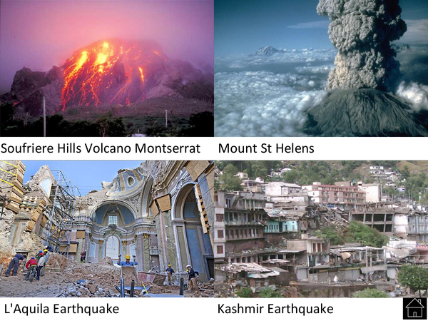 Preview of Plate Tectonics and Associated Hazards Case Studies