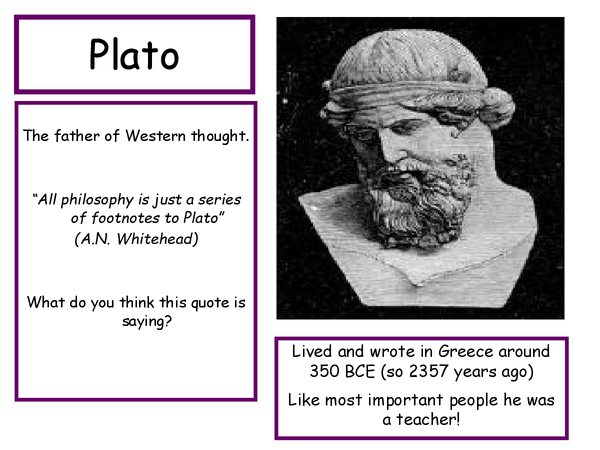 Preview of plato theory of forms