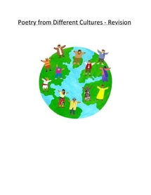 Preview of Poetry From Different Cultures