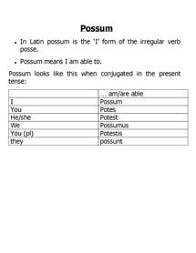 Gcse Latin Revision 53