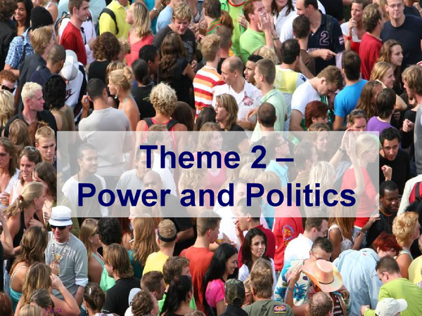 Preview of Power and Political