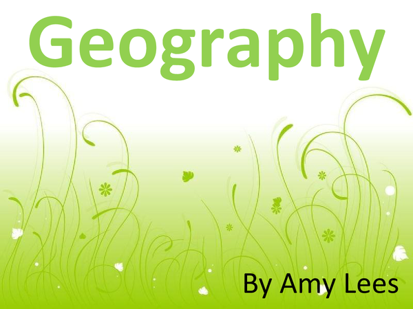 Preview of Power point on Population Dynamics for GCSE Geography