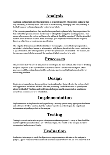 Preview of ICT - Practical Problem Solving In The Digital World