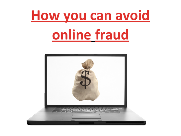 Preview of Preventing online fraud