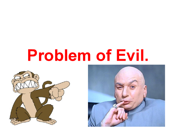 Preview of Problem of Evil
