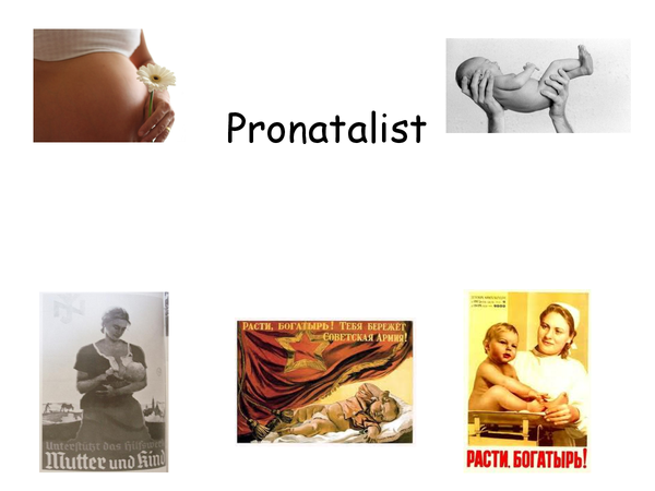 Preview of Pronatalist Populations