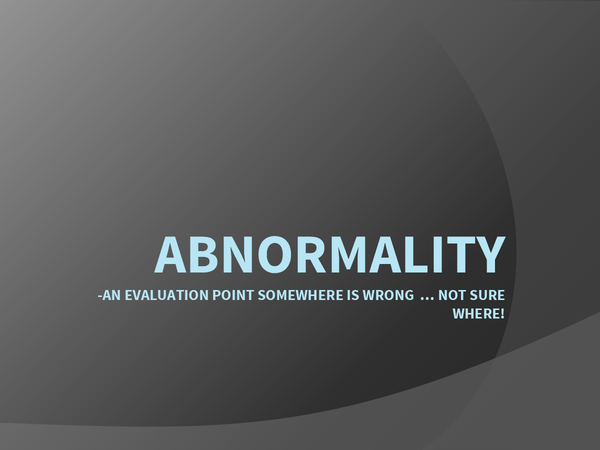 Preview of AS Psychology Abnormality
