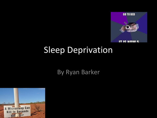 Preview of Psychology AQA; Biological Ryhtms, Sleep Deprivation Powerpoint
