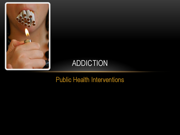 Preview of Public Health Intervention