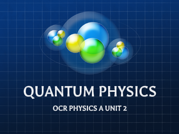 Preview of Quantum Physics