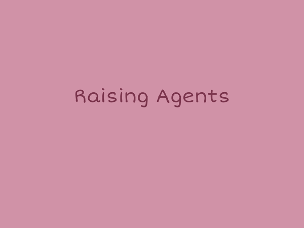 Preview of Raising Agents