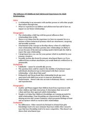 aqa psychology essay plans Aqa psychology as and a-level revision resources for the new aqa specification download a model essay answers for all as and a level units here.