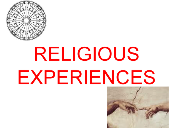 Preview of Religious Experience