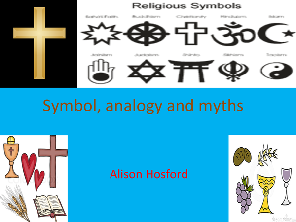 Preview of Religious Language: Symbols, Analogies and Myths