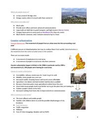 suburbanisation in surbiton Study flashcards on urbanisation, suburbanisation and redevelopment (mumbai, big city plan) at cramcom quickly memorize the terms, phrases and much more cramcom makes it easy to get the grade you want.