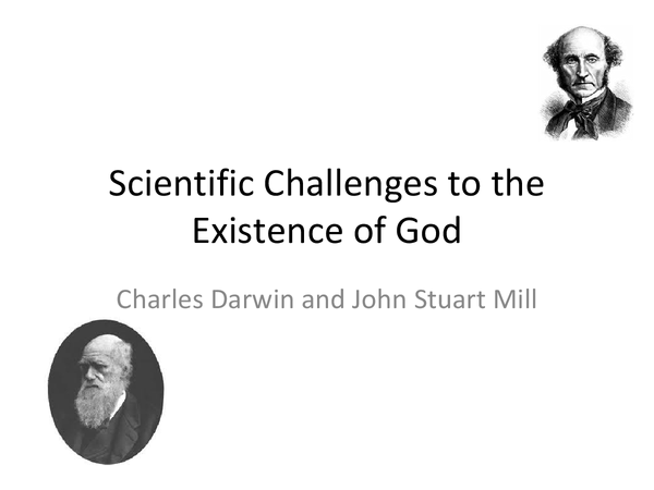Preview of Scientific Challenges to the Existence of God.