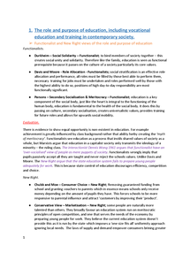 Preview of SCLY2 - Education and Research Methods Complete Notes