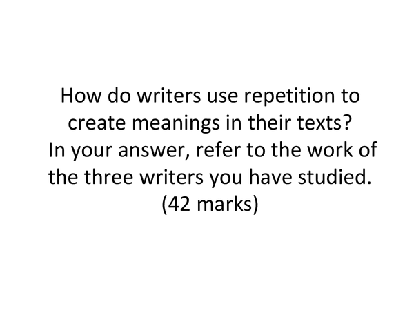 Preview of Section B Questions