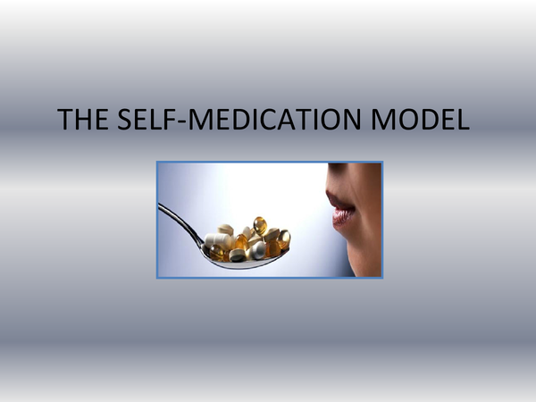 Preview of Self Medication Model A01+A02