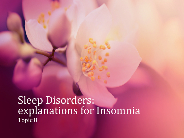 Preview of Sleep disorders: Insomnia