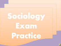 Preview of Sociology AS (2)