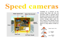 Preview of Speed cameras