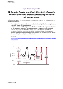 Preview of Spirometer Experiment