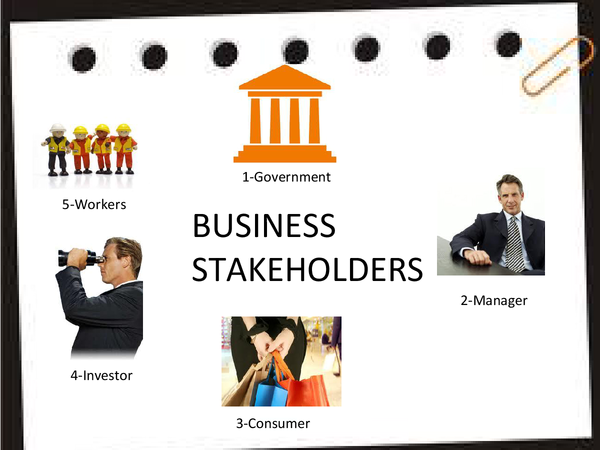 Preview of Stakeholders