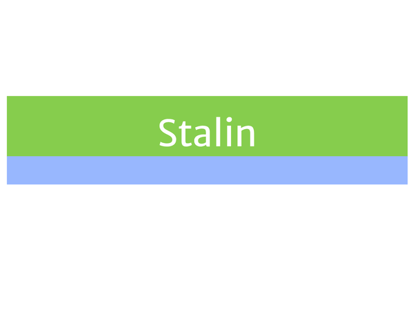 Preview of Stalin