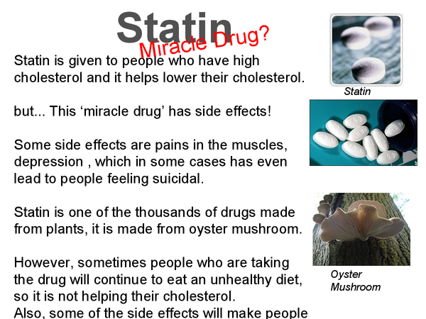Preview of Statins - Miracle drug? (poster)