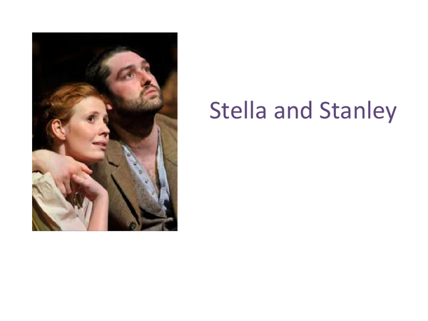 Preview of Stella and Stanley Powerpoint