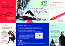 Preview of Steps to approaching poetry