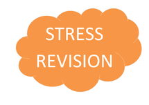 Preview of Stress Revision