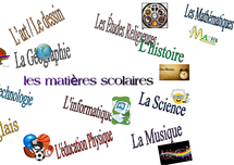 Preview of Subjects in French
